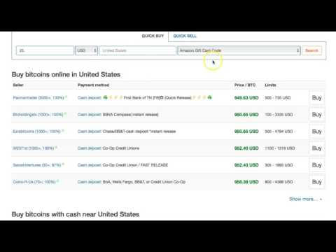 Buying Bitcoins Anonymously With LocalBitcoins