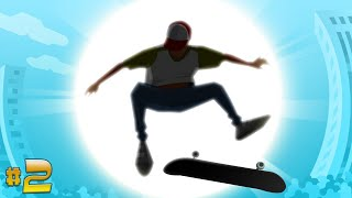 Learning To Manual - OlliOlli 2 - Part 2
