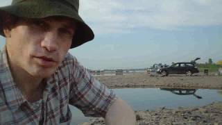 Как я собирал агаты на реке Томь.