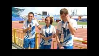 Судьи на легкой атлетике 2