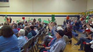 Comey firing latest headache for Republicans' town halls