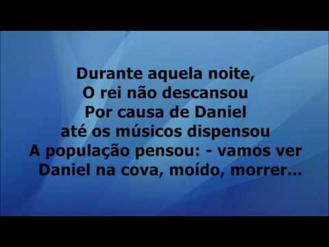 Daniel   Mara Lima playback com letra