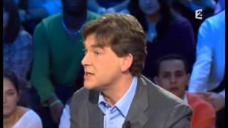 Arnaud Montebourg - On n'est pas couché 19 décembre 2009 #ONPC