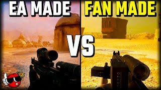 EA Game vs Fan Made Game - Which Star Wars Game Is Better?
