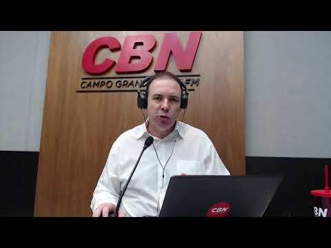 CBN Campo Grande (01/07/2020): com Ginez Cesar
