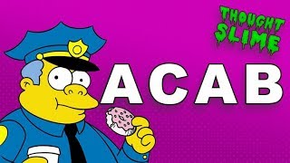Обложка All Cops Are Bad
