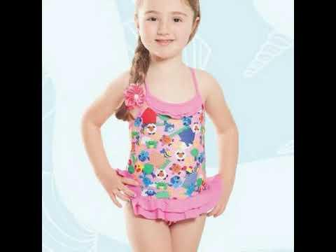 Moda Praia Infantil coleção 2017 18 - YouTube dda7512693