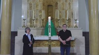St Oswald and St Sebastian Reading of Names 2020
