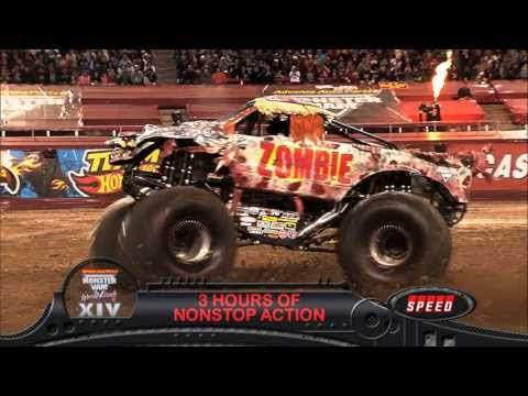 Monster Jam - 3 Hours of Monster Jam World Finals 2013 Action airs on SPEED 5/25/13 @ 8PM ET!