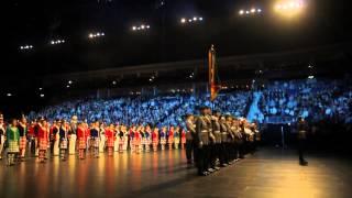 Die Nationalhymne der Bundesrepublik Deutschland