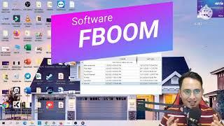 Apa itu software Fboom? Cara mudah auto iklan di facebook group 24 jam. Tidur pun sales masuk. screenshot 4