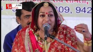 जय बोलो ब्रह्माणी माता री ,ASHA VAISHNAV HIT KULDEVI BHAJAN,Neelam Live 2016
