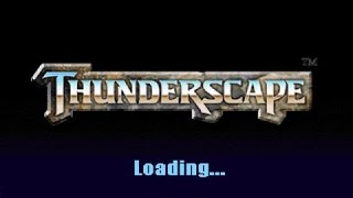 World of Aden: Thunderscape gameplay (PC Game, 1995)
