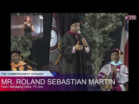 5.15.18 #RolandMartinUnfiltered: It's Time To Go To Work | Roland's @TexasSouthern Univ address Pt2