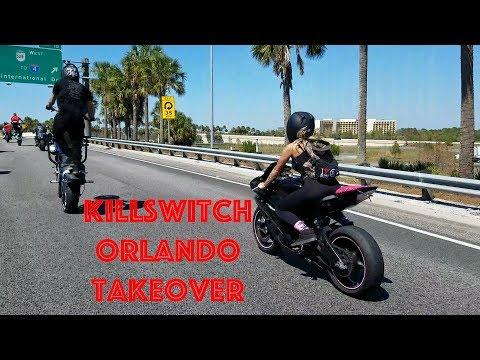 Killswitch Orlando Takeover 2017