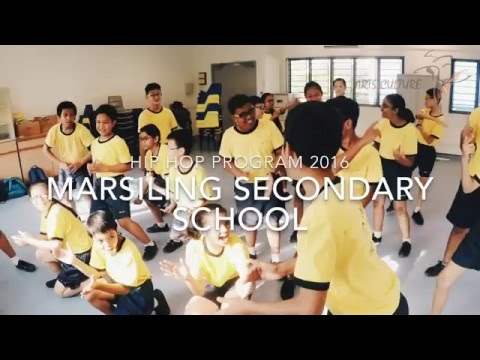 Marsiling Secondary School Hip Hop Program 2016 Youtube