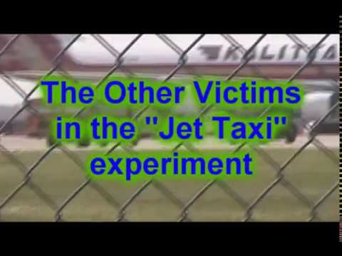 "Mythbusters ""Supersize Jet Taxi"" experiement (what i filmed)"