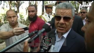 جنازة بسايح تجمع المتخاصمين وتعيد بعض الوجوه الى الواجهة  -El bilad tv -