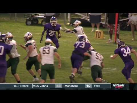 Clay vs. Waite High School Football