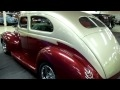 1940 Ford 2dr Sedan Custom Hot Rod