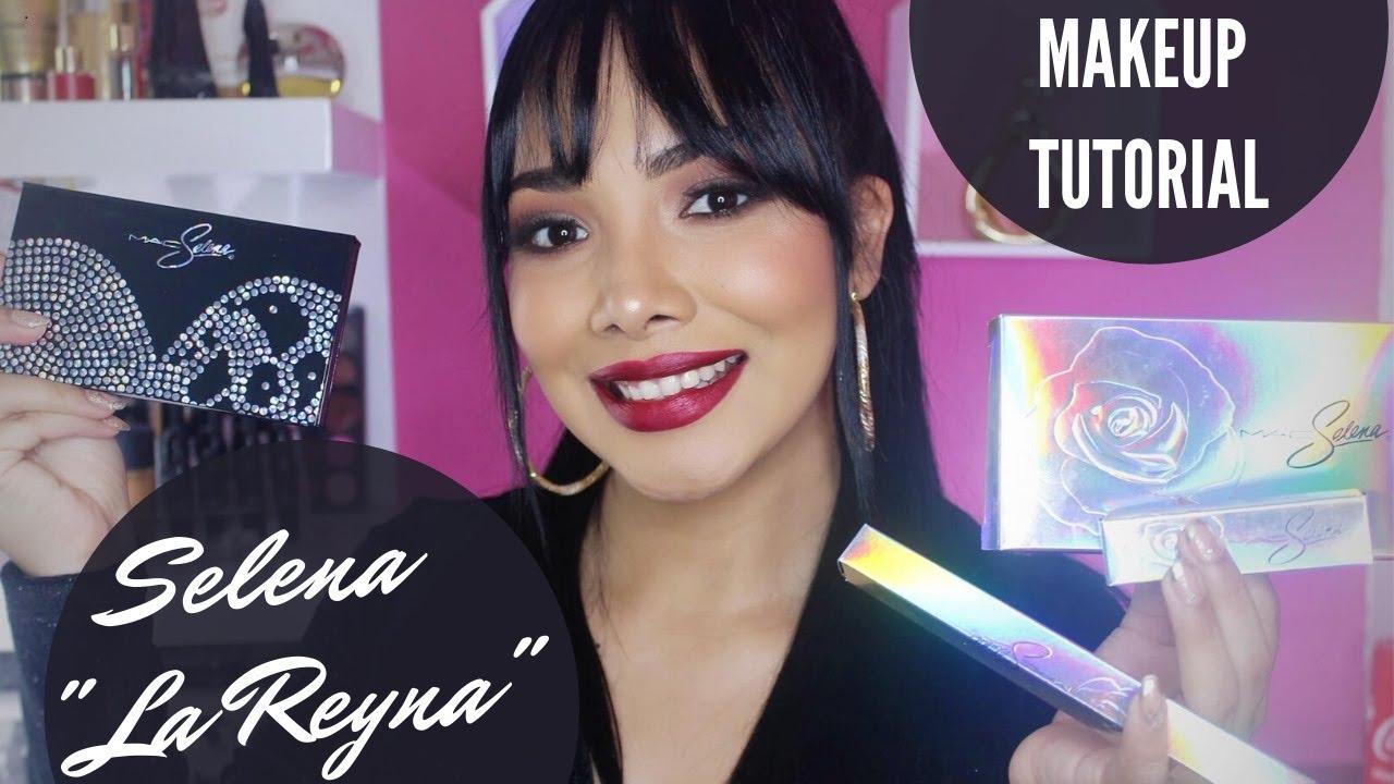 SELENA x MAC | Makeup Tutorial | Lily Castellanos - YouTube