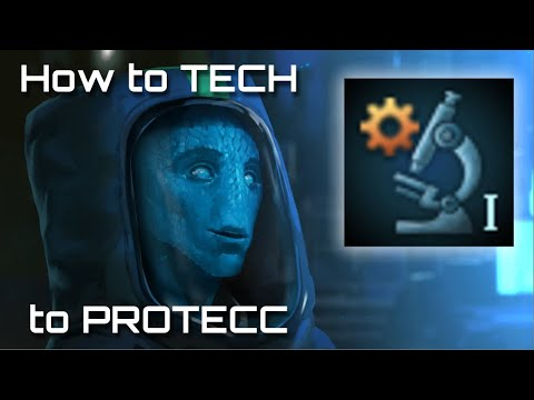 「Stellaris」Essential TECH And RESEARCH Guide - How To Get Techs!