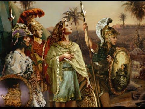 Top 10: BADASS Warrior Women in History
