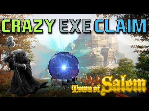 CRAZY EXE CLAIM | Town of Salem Ranked Gameplay Video