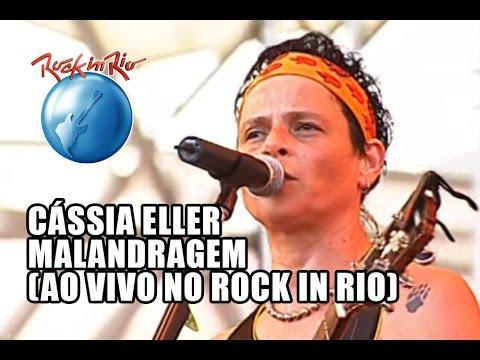 Cássia Eller - Malandragem (Ao Vivo no Rock in Rio) - - Zum Öffnen des Videos auf das Bild klicken. Achtung! Dabei wird eine Verbindung zu YouTube hergestellt.YouTube setzt möglicherweise Cookies und erhebt Daten von Ihnen.
