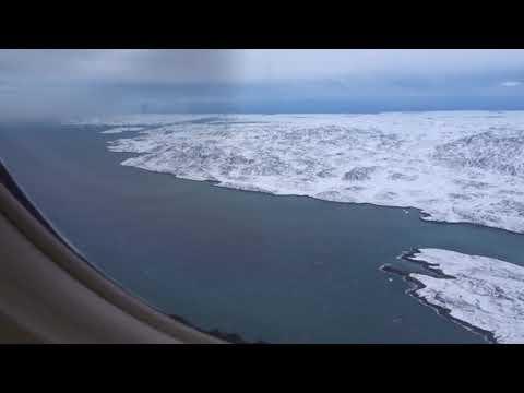 Indflyvning Nuuk