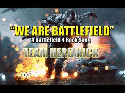 BATTLEFIELD 4 ROCK RAP | TEAMHEADKICK (Lyrics)