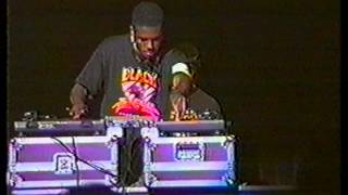 Rob Swift Vs Lord Kaseem 1992 Supermen Battle for World Supremacy