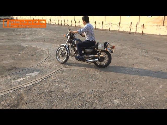 Thi bằng lái xe máy A2 tại Hà Nội - Ngon Bổ Rẻ 🔴