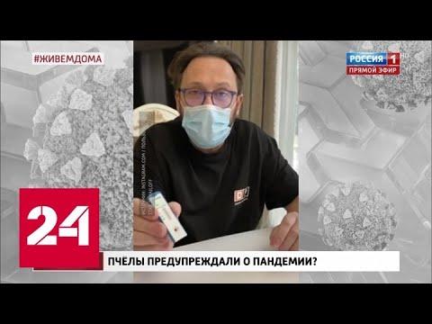 Стас Михайлов - о странных тестах: результаты отрицательные, но коронавирус был - Россия 24