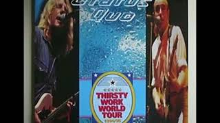 Status Quo-Goin' Nowhere {live}