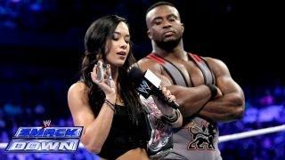"""Divas Champion AJ Lee gives """"State of Her Mind Address"""" : SmackDown, July 26, 2013"""