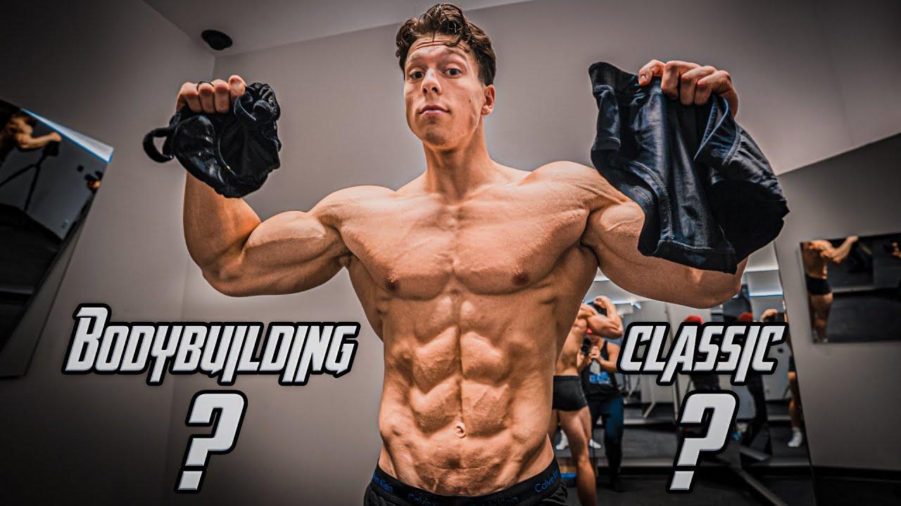 Classic Physique oder Bodybuilding - Wo soll ich starten?💪
