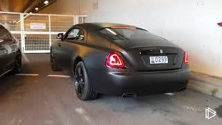 Rolls Royce On Monte Carlo