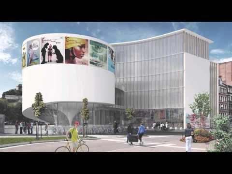 2018 : Votre nouvelle Maison de la Culture de la Province de Namur