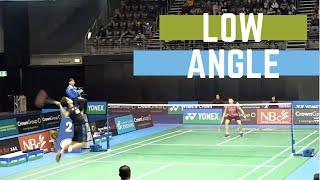 Anthony Sinisuka GINTING (INA) [2] vs WANG Tzu Wei (TPE) [LOW ANGLE] | Australian Open 2019