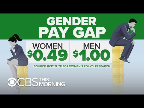 Women Earn 49 Cents For Every $1 Men Earn, New Report Says