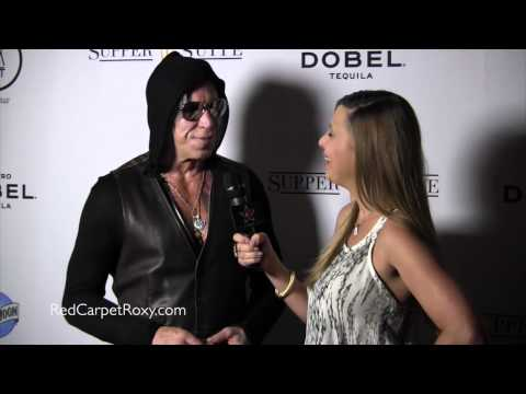 Mickey Rourke Talks Manhattan, His Fave Role and Ashby