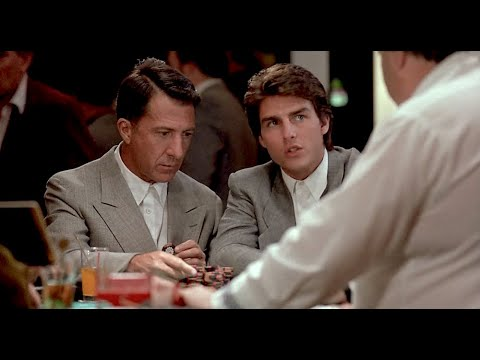 """Download RAIN MAN - """"Let's play some cards...""""(HD)"""