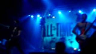 All Time Low - Lost in Stereo Birmingham 30th January 2010