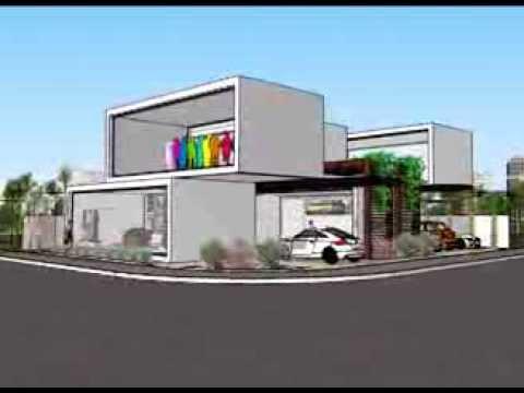 Projeto comercial galeria ourinhos sp youtube - Galeria comercial ...