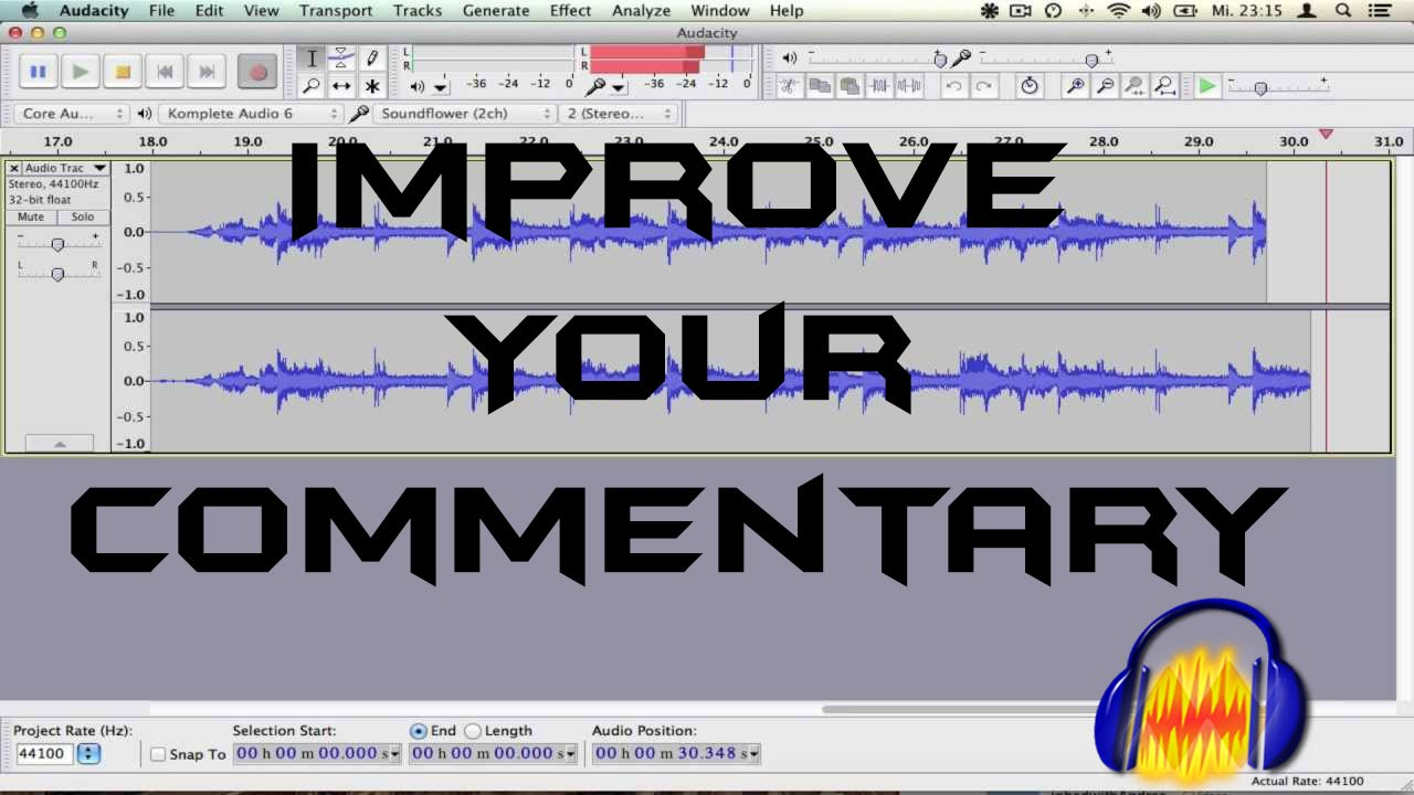 how to sing better in audacity