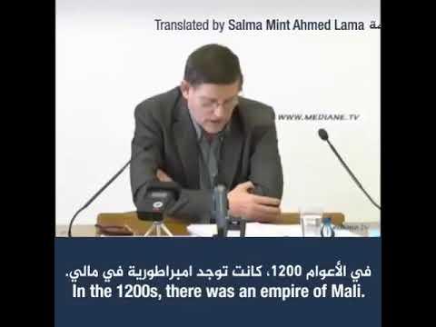 Mali once world strongest economy