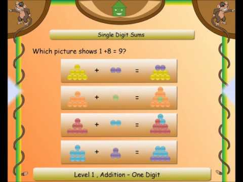 Cool Math App for kids - YouTube
