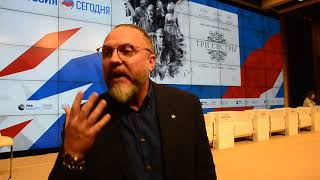 """Юрий Грымов о фильме """"Матильда"""" - """"ЭкоГраду"""""""