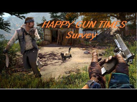Farcry 4 HAPPY GUN TIMES (Survey With C4)